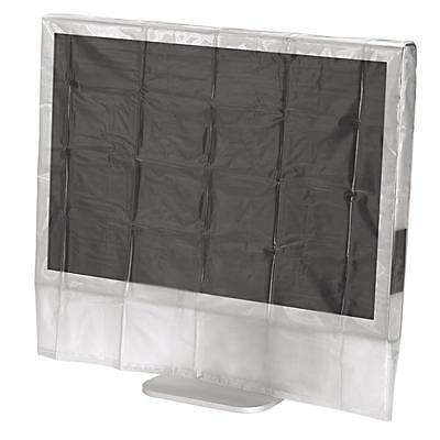"Hama Screen Monitor Tv Dust Cover 24""-26"" 61-66Cm Translucent 84183"