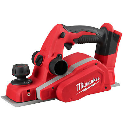 "M18 3-1/4"" Planer (Tool Only) Milwaukee 2623-20 New"
