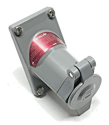 Killark UGRO-20231 20 Amp 125V Receptacle NEMA 5-20R 2-Pole 3-Wire