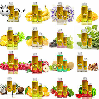 Flavored Edible Warming Massage Oil Sex Lubricant Over 120 Flavors ;