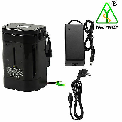 36v10.4ah electric bike lithium-ion  battery ,e-bike battery+Charger 375W