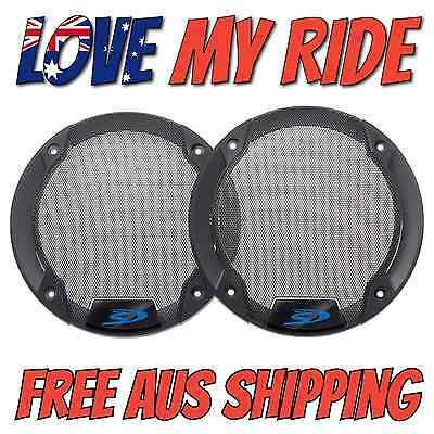 "Alpine KTE-S610G 6.5"" Grille For SPS-610C & SPS-610 Speakers Cover"