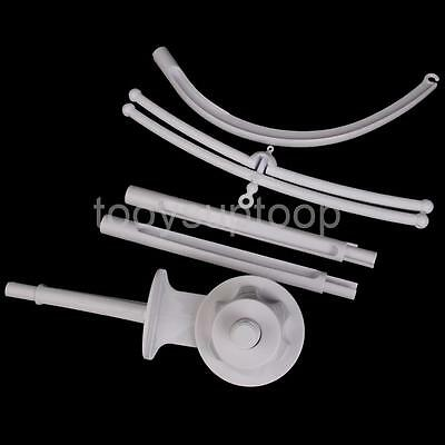 """Baby Crib Mobile Bed Bell Holder Arm Bracket 34"""" for Hanging Music Box & Toy"""