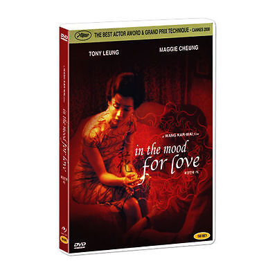 In the Mood for Love (2000) Kar-Wai Wong DVD *NEW