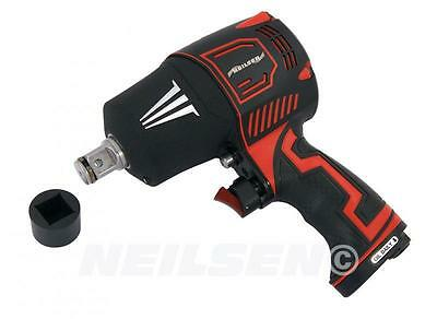 Super Duty 3/4 Dr Composite Neilsen Air Impact Wrench Twin Hammer