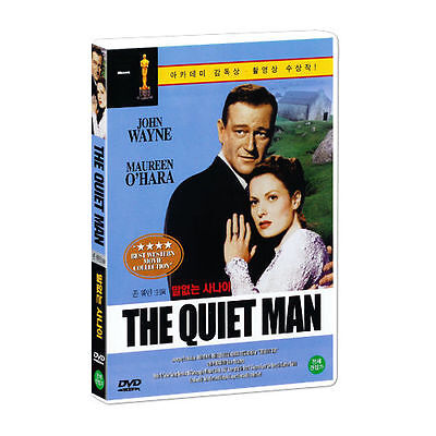 The Quiet Man (1952) John Wayne, Maureen O'Hara DVD *NEW