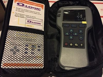New Q-Logic Drive / Curtis - Power Chair Control System / Programmer