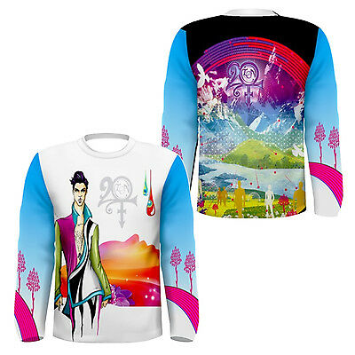 New The Prince 20ten 20 ten Rogers Nelson In Memorial Long Sleeves T-shirt
