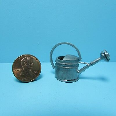 Dollhouse Miniature Indoor Watering Can #283B Painted Metal Reynolds 1//12th