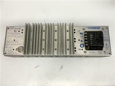 Embedded Linear Power Supply 100-264V ac Input, Output 12V 16A or 15V 15A 192W