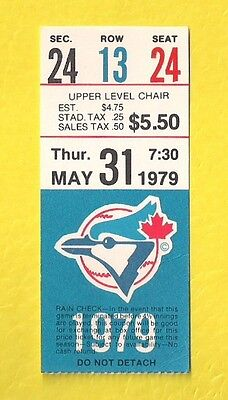 Historic MLB Brothers Pitching Matchup (Underwoods) Blue Jays vs Tigers 5/31/79