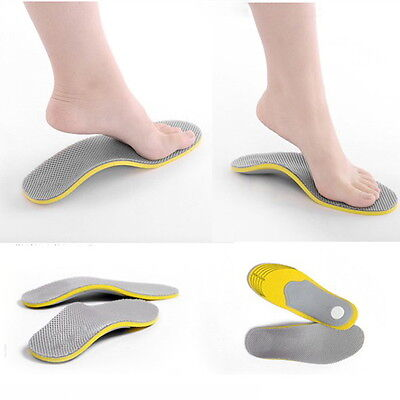 Comfortable Orthotic Arch Support Shoes Insoles Pads Pain Relief Foot Care Hot