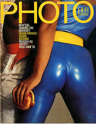 """PHOTO HI FI ITALIANA""- RIVISTA FOTOGRAFICA- (PHOTO MAGAZINE) n.60 GIUGNO 1980"