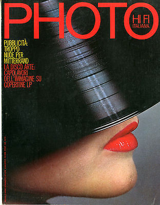 """PHOTO HI FI ITALIANA""- RIVISTA FOTOGRAFICA- (PHOTO MAGAZINE) n.97 LUGLIO 1983"