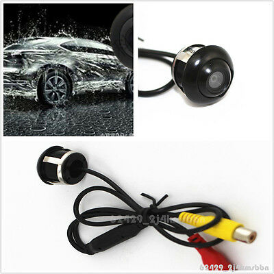 Practical HD 360° Rotatable Auto Reverse Backup Parking Camera Kit Tool For Ford