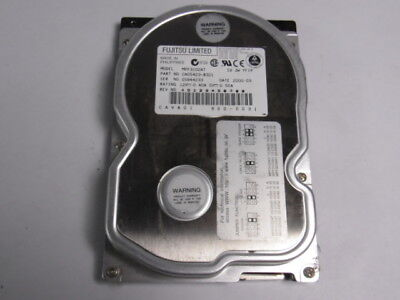 Fujitsu MPF3102AT Hard Drive 10.2GB 5400RPM  USED