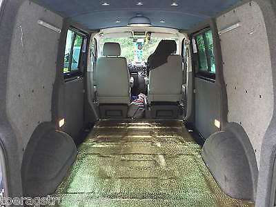 CAMPER VAN PREMIUM GOLD UNDERFLOOR INSULATION 6M x 5MM THICK  VW T5 + 2 X GLUE