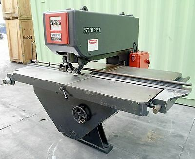 Strippit Super 30/30 Sheet Metal Fabricator Punch Press Used