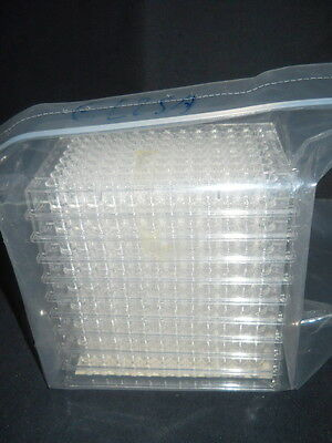 (10) Dynex 96-Well Immulon 4HBX Extra High Binding Microtiter Microplates, 3855