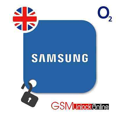 Unlock Code For Samsung Galaxy J1 J5 J7 A3 A5 A7 A8 Core Prime Young - O2 UK
