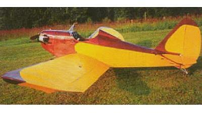 Ultra Baby aircraft plans pdf