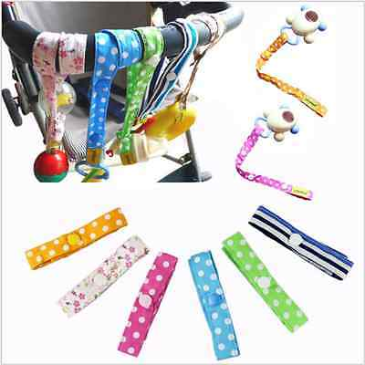 New Sippy Pal No Drop Baby Bottle Toy Sippy Cup Holder Strap For Stroller YUU