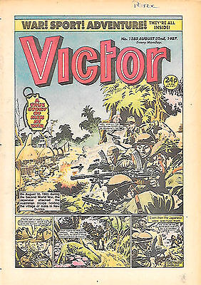 The Victor 1383 (Aug 22, 1987) another very high grade copy
