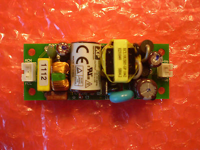 XP Power ECL10US05-T AC-DC Converter Power Supply Open Frame 1 O/P 10W 2A, 5V