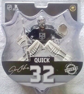 "Jonathan Quick LA Kings NHL Imports Dragon 6"" Player Action Figure"