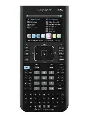 Texas Instruments TI-Nspire CX CAS Handheld Colour Graphing Calculator Computer