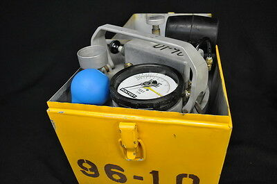 ELE SoilTest Air Entrainment Meter Concrete Testing Meter 34-3265 - TESTED