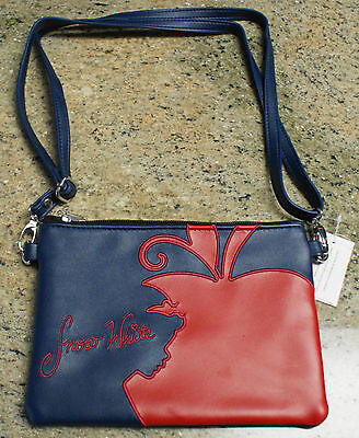 NWT Disney Parks SNOW WHITE Mini Crossbody Bag Handbag