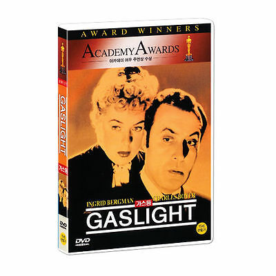 Gaslight (1944) Charles Boyer, Ingrid Bergman DVD *NEW