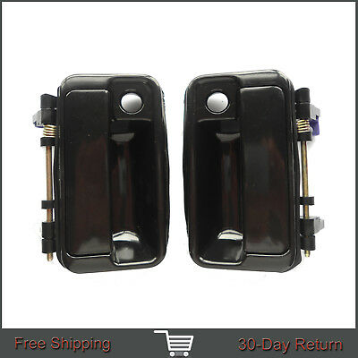 For 89-94 GEO METRO Suzuki Swift Outside Outer Front Left Right Side Door Handle