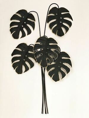 Large Tree Metal Hanging Wall Art Leaves Sculpture Home Garden Decoration Gift