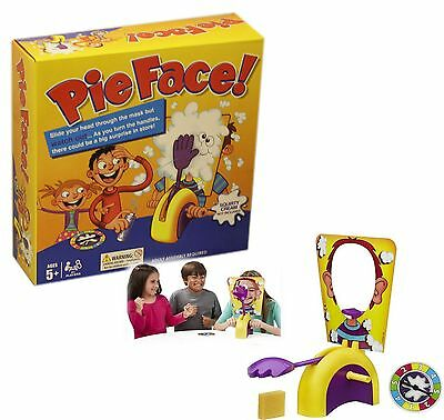 Pie Face Game Fun Filled Suspense Edition Toy Family time Children's Day Gift