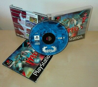 MOHO Sony PlayStation 1 ps1 psx Play Station Game Gioco Console Videogioco PS1