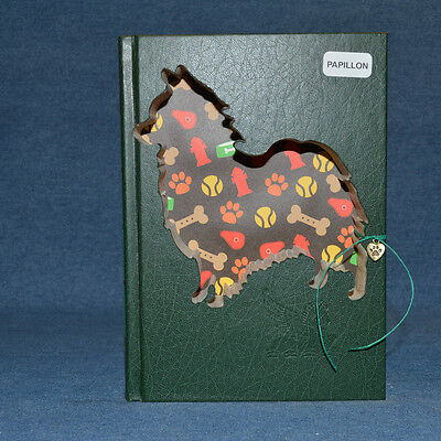 Papillon Upcycled Book - 002