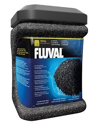 Fluval Carbon 900g complete with net bags - SAME DAY DISPATCH