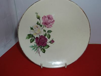 "Swinnertons Nestor Vellum, ""Roselyn"", 6"" Side Plate"