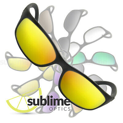 a9227b43a2f NEW WALLEVA POLARIZED Black Replacement Lenses For Ray-Ban RB4115 ...