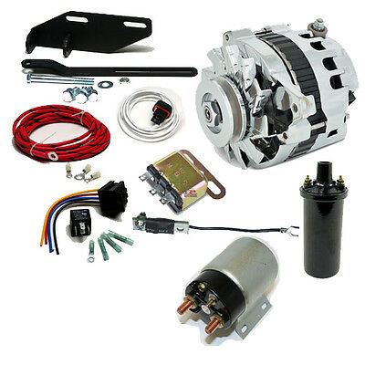 Chevy 6 to 12 Volt Conversion Kit 1948,1949,1950,1951,1952,1953,1954