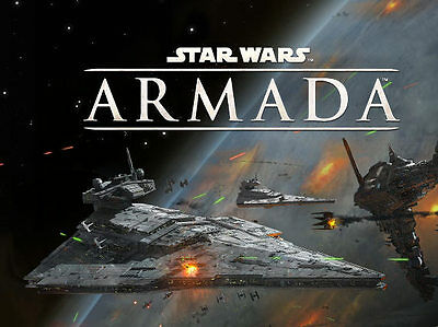 Star Wars Armada: Squadrons and Ships w/ NO upgrade cards