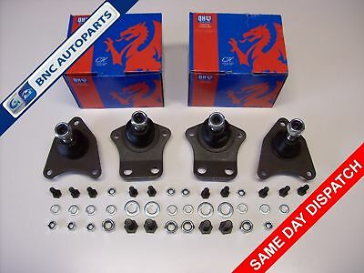 UPPER & LOWER BALL JOINT SET - FORD CORTINA MK 3 4 5 from 1970 - 1982 - QH