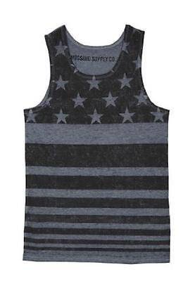 24e7e158f796f AMERICA USA FLAG Fourth Themed ~ Tee T-SHIRT TANK TOP ~ Men s S Small