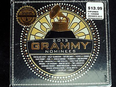 Various - 2013 Grammy Nominees CD Sealed Taylor Swift/Adele/P!nk