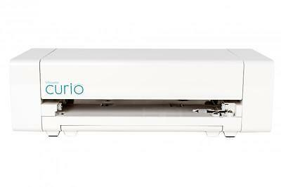 SILHOUETTE CURIO™ CUTTER for cutting, embossing, stippling, etching & sketching