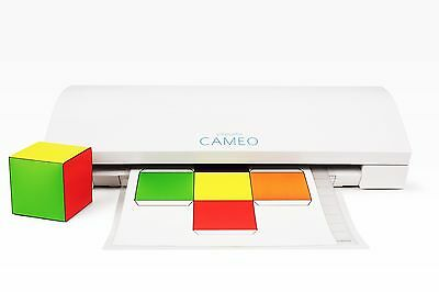 "SILHOUETTE CAMEO® 3 CONTOUR / PLOTTER CUTTER (12"") for paper, card, vinyl etc"
