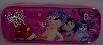 Disney Pixar Inside Out School Pencil Case Joy Sadness Disgust Anger Fear
