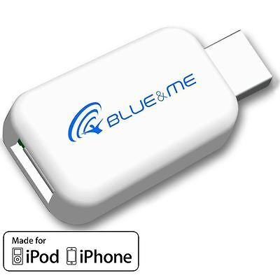 Fiat Genuine Blue&Me Blue and Me USB Adaptor Apple iPhone/iPod - 71805430